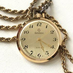 Vintage Armitron Pocket Watch